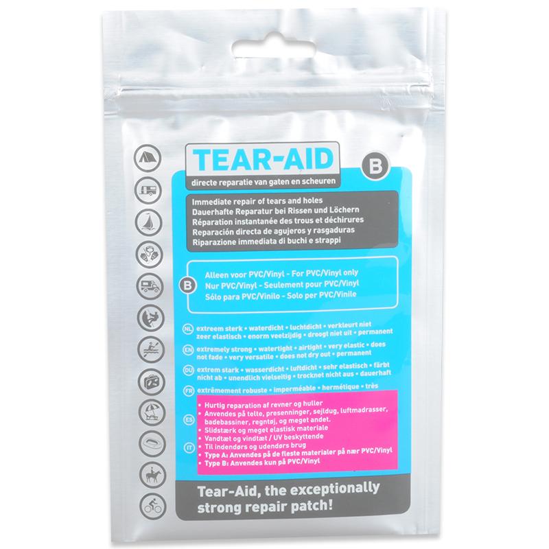 TEAR-AID Universallap til PVC og vinyl - Type B