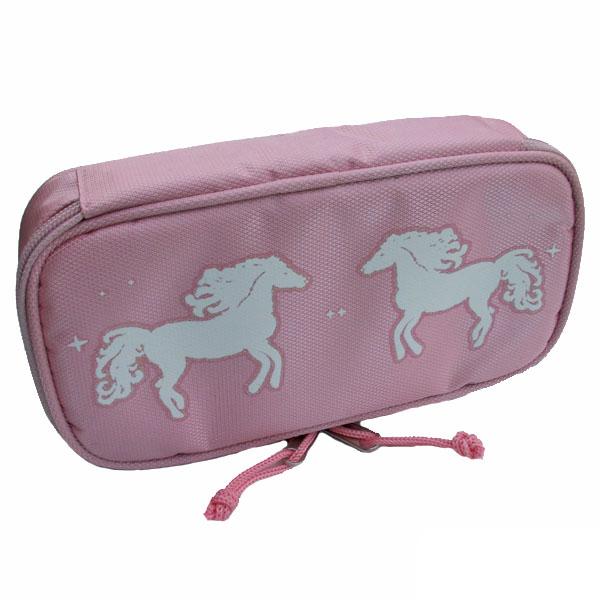 Lyserød Pony Boxer Penalhus