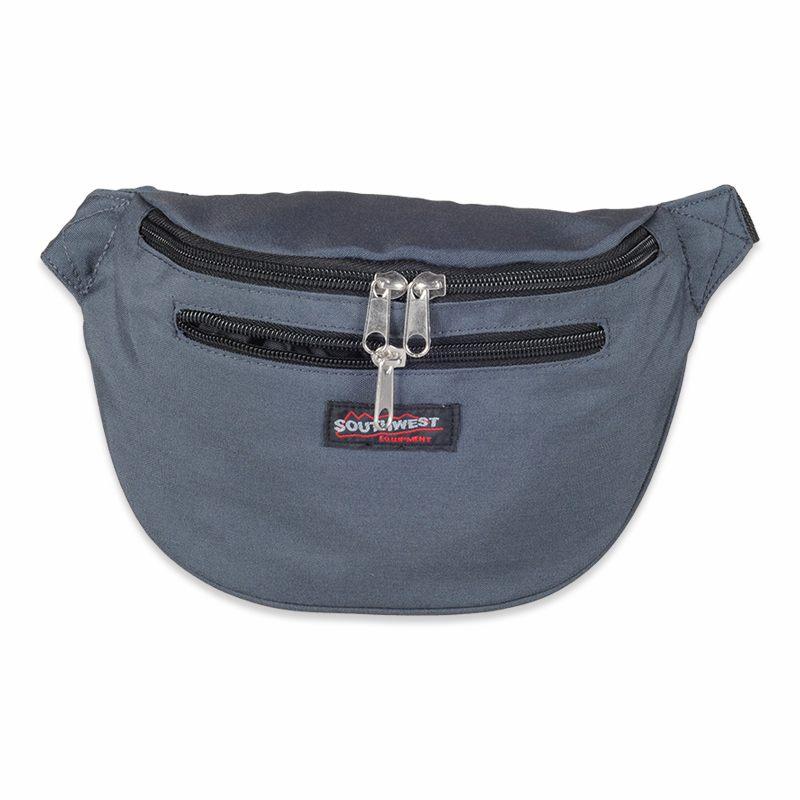Koksgrå Bæltetaske