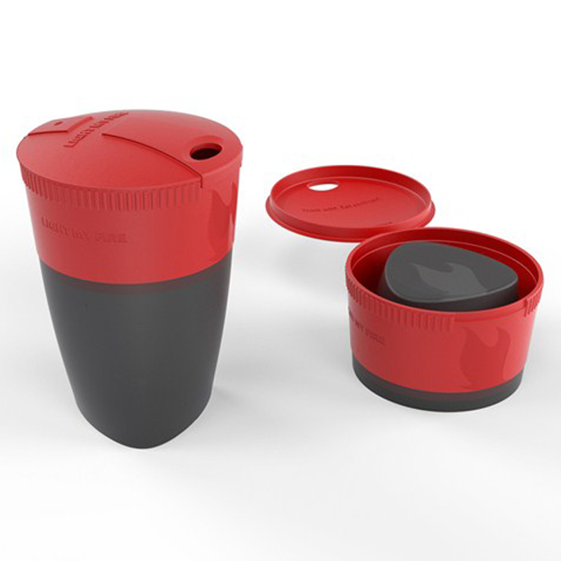 Tomato pack-up-cup - foldekop 2,6 dl