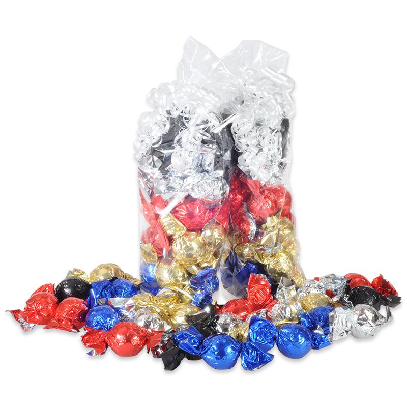 500g Fyldte Chokolade Kugler 38 stk