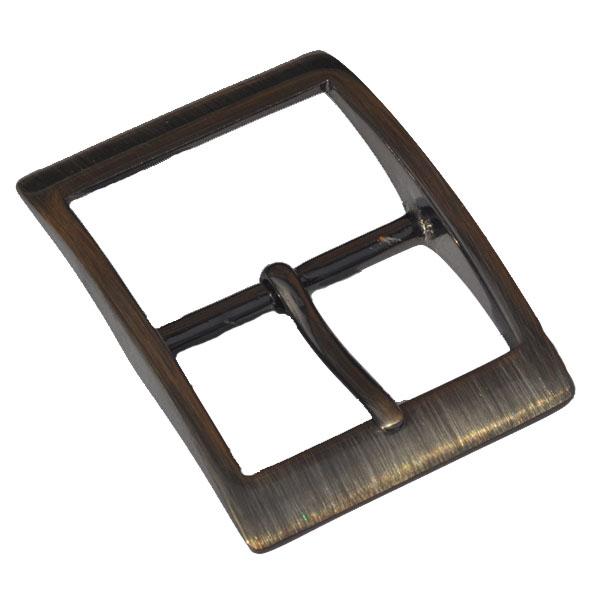 Nikkelfri bæltespænde i gun metal