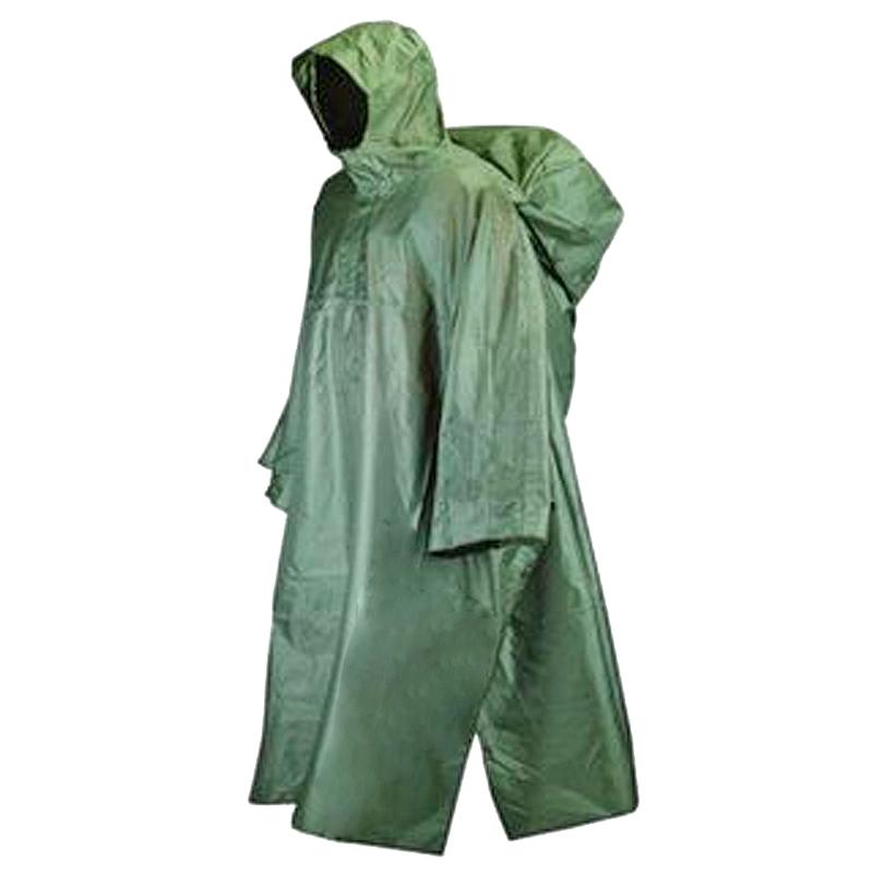 Grøn Deluxe Pak Regnslag m plads t Rygsæk
