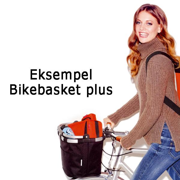 sort cykelkurv bikebasket plus fra reisenthel. Black Bedroom Furniture Sets. Home Design Ideas