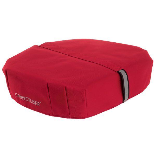 Rød Carrycruiser Overdækken