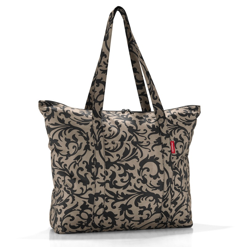 Baroque Taupe Mini Maxi Travelshopper
