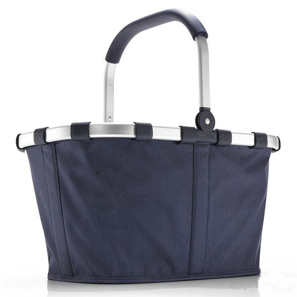 Marine Blå carrybag / indkøbskurv