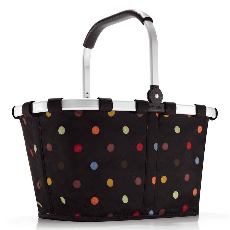 Multi Dots carrybag / indkøbskurv