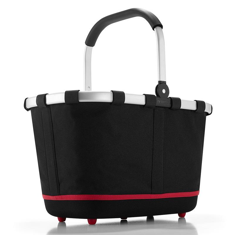 Sort Carrybag 2.0 - indkøbskurv