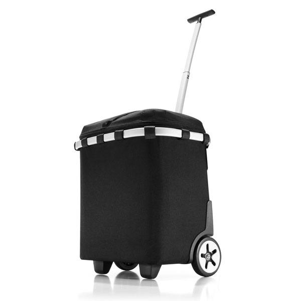 Sort ISO Carrycruiser indkøbsvogn