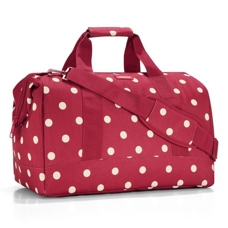 Ruby Dots Allrounder Rejsetaske L