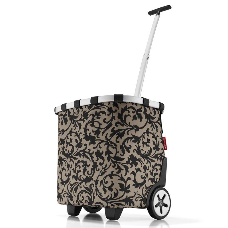 Baroque Taupe Carrycruiser indkøbsvogn