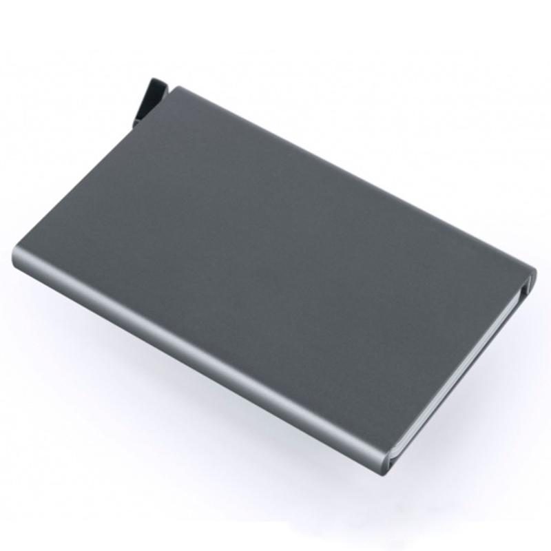 Titanium Cardprotector - Aluminium Kortholder - RFID safe