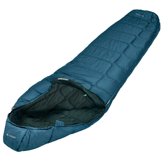 Vaude Sioux 400 Green Shape Let Sovepose, Komfort 3 til 8 °C