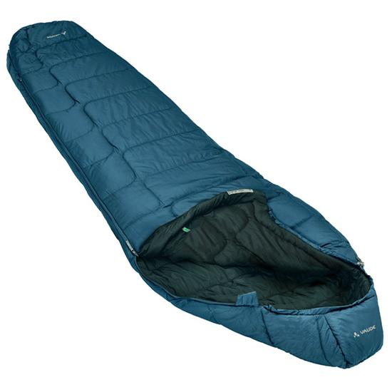 Vaude Sioux 100 Green Shape Let Sovepose, Komfort 7 til 11 °C