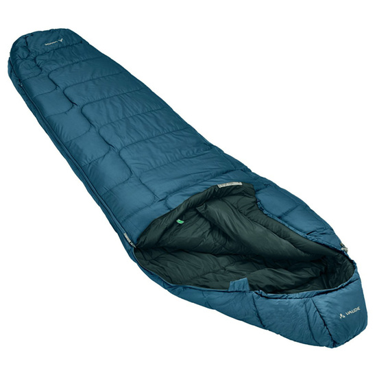 Vaude Sioux 400 XL Green Shape Let Sovepose, Komfort 3 til 8 °C