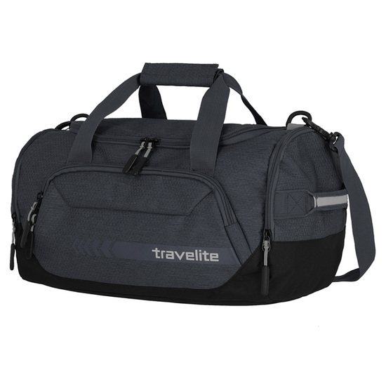 Travelite Kick Off Antracit Rejsetaske - 40 X 23 X 25 cm - 20 L