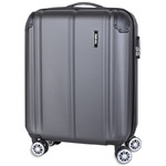 Travelite City Antracit Kabinekuffert - 40X55X20 - 40 L