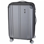 Travelite City Antracit Kuffert - 44X68X28/31 - 78 / 86 L