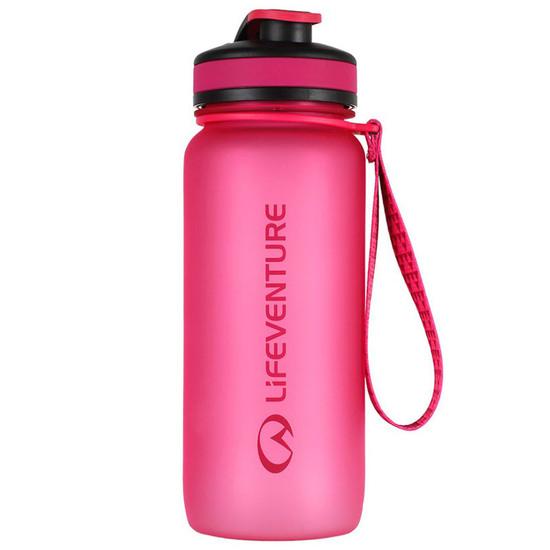 Lifeventure Pink Tritan Spildfri Drikkeflaske 0,65 L