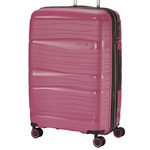 Travelite Motion Rosa Kuffert - 3,1 kg - 45X67X27/31 - 71 / 82 L