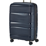 Travelite Motion Navy Kuffert - 3,1 kg - 45X67X27/31 - 71 / 82 L