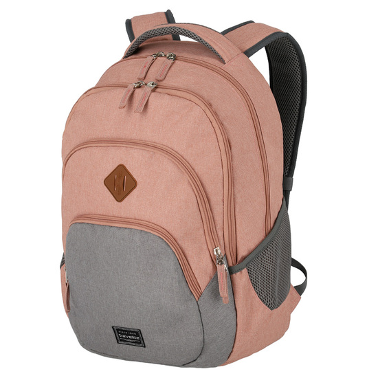Travelite Basics Rosa Rygsæk / Computertaske - 22 L