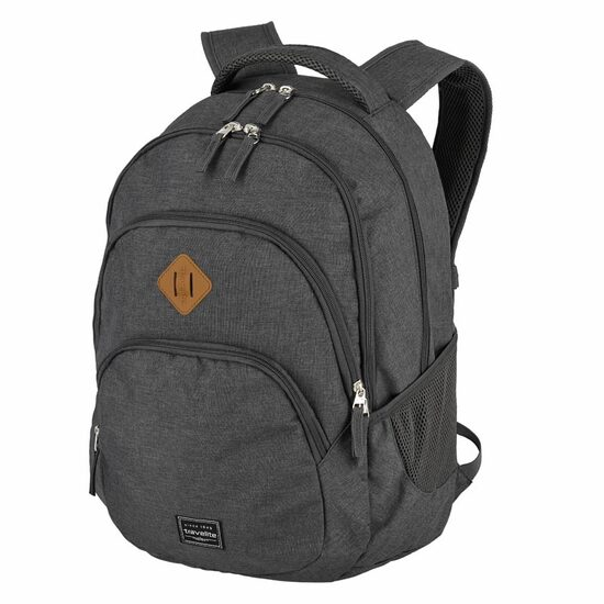 Travelite Basics Grå Rygsæk / Computertaske - 22 L