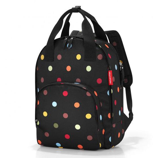 Reisenthel Easyfitbag Multi Dots Rygsæk Skoletaske 15 L