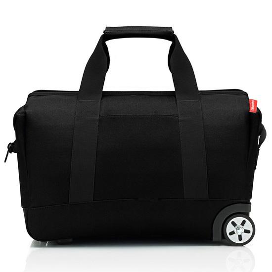 Reisenthel Sort Allrounder L Rejsetaske med hjul - 30 L