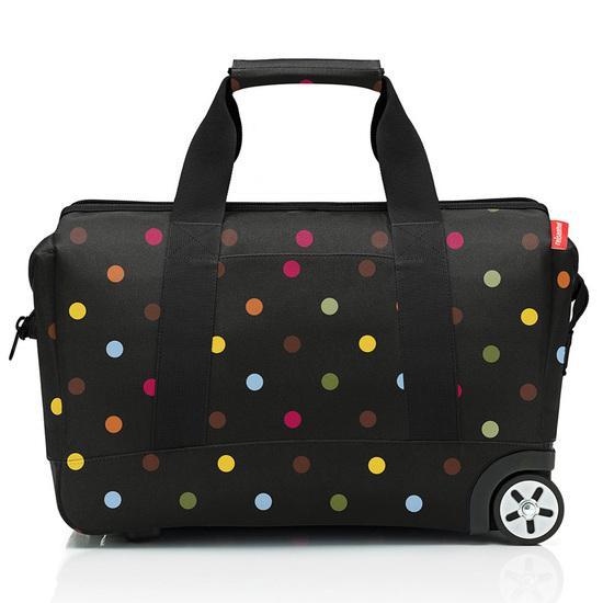 Reisenthel Multi Dots Allrounder L Rejsetaske med hjul - 30 L