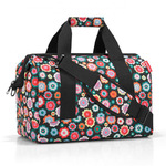 Reisenthel Happy Flowers Allrounder M Weekendtaske - 18 L