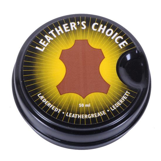 Regovs Leatherschoice Læderfedt / Læderpleje - 50 ml