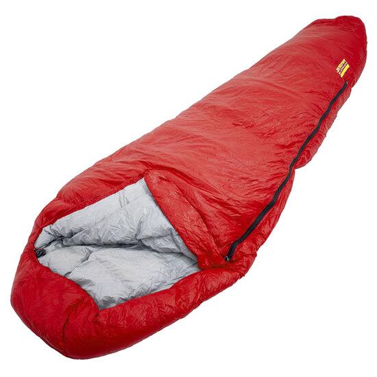 JR Gear Prism 200 Primaloft Sovepose,Letvægt, Komfort 5 til 9°C
