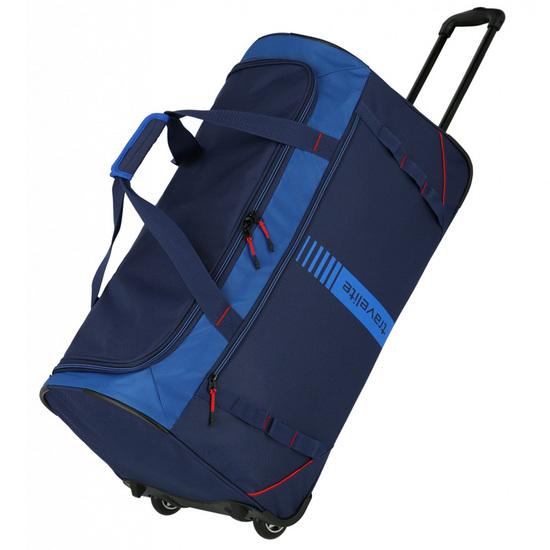 Travelite Basics Blå/Marineblå Rejsetaske 2,4kg 71X36X35 - 86 L