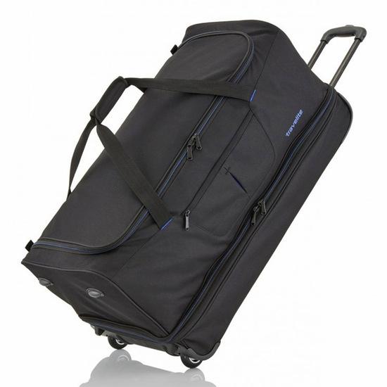 Travelite Basics Sort Rejsetaske 2,3 kg - 55X29X32/40 - 51/64 L