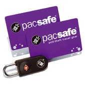 Pacsafe Sort Prosafe 750 TSA Sikker Key-Card Lås