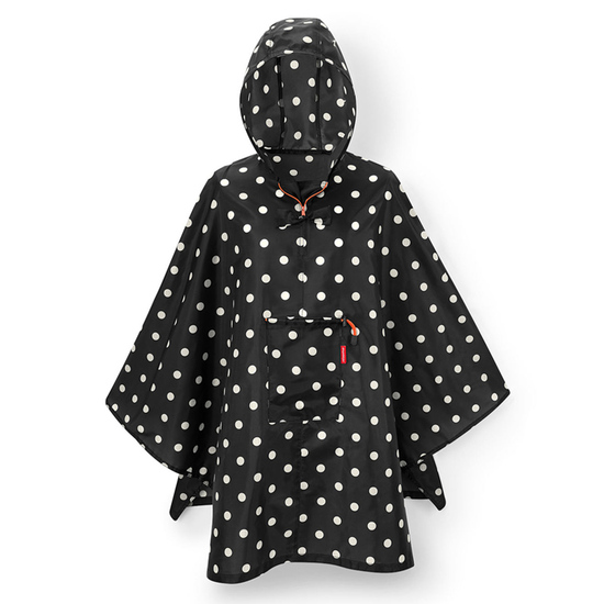 Reisenthel Mixed Dots Regnslag Poncho - One Size