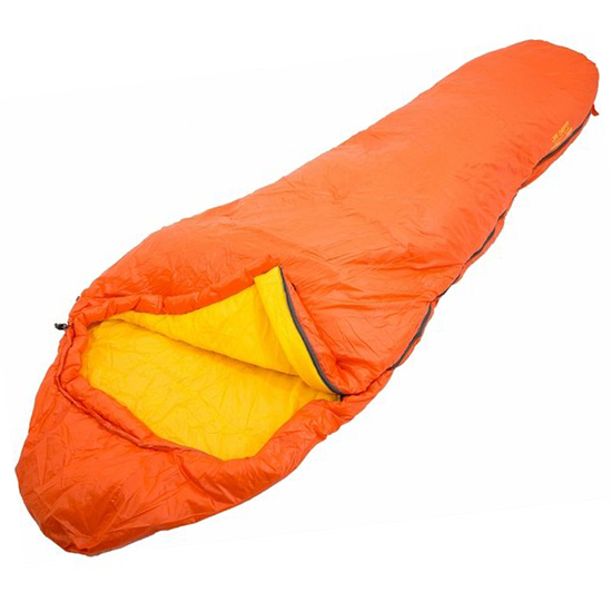 JR Gear Prism 133 Primaloft Sovepose,Letvægt, Komfort 7 til 11°C