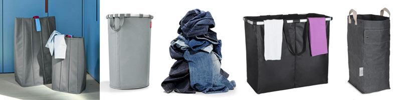 Tvättkorgar